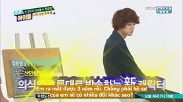weekly idol (tap 155) (vietsub) - v.a, jung joon young