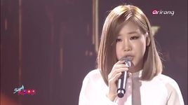 as i stop (140515 simply k-pop) - yoo sung eun