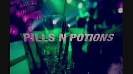 pills n potions (lyric video) - nicki minaj