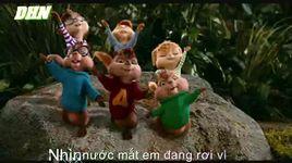 co anh o day roi (remix) (kara) - chipmunk