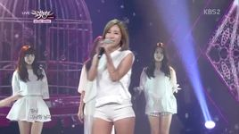 i would do well (140815 music bank) - secret