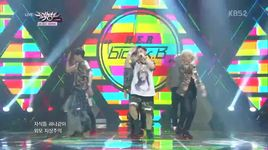 her (140815 music bank) - block b