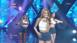 touch my body (140815 music bank) - sistar