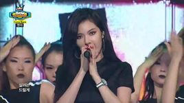 black list (140730 show champion) - hyuna, le (exid)