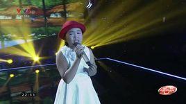 que huong toi (giong hat viet nhi 2014) - thien nhan