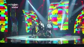 her (140822 music bank) - block b