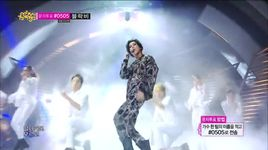 danger (140823 music core) - tae min (shinee)