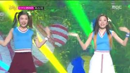 happiness (140823 music core) - red velvet