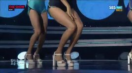 touch my body (140812 the show) - sistar