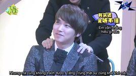 130117 yin yue tai super junior-m interview, part 2 (vietsub) - super junior-m