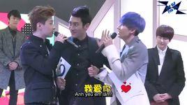 130117 yin yue tai super junior-m interview, part 3 (vietsub) - super junior-m