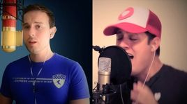 talking to the moon (bruno mars cover) - nick pitera, j rice