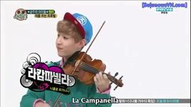 131013 weekly idol - with kyuhyun & henry (vietsub) - henry (super junior-m), kyu hyun (super junior)