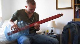 sieu guitar bass lam bang thung nuoc - v.a