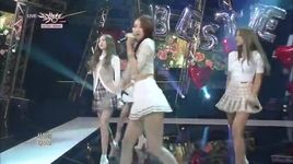 i need you (140829 music bank) - bestie