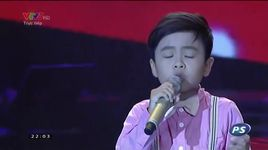 can't take my eyes off you - gia phuc (giong hat viet nhi 2014) - v.a