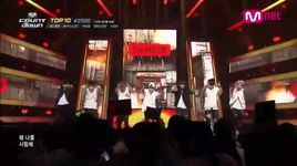 danger (140828 m countdown) - bts (bangtan boys)