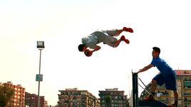 world's best basketball freestyle dunks - v.a