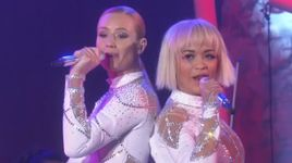 black widow (live at ellen show) - iggy azalea, rita ora
