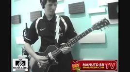 glory glory man united on guitar - v.a