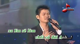 khoc tham (karaoke) - mai quoc huy
