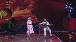 me yeu - nguyen thien nhan (giong hat viet nhi 2014 - vong liveshow) - thien nhan