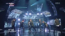 danger (140912 music bank) - bts (bangtan boys)