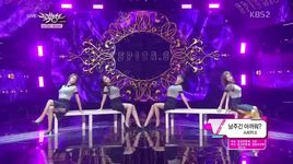 give your love (140905 music bank) - spica.s