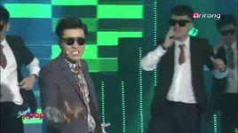 sali go dali go (140912 simply k-pop) - kim jong min (koyote)