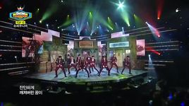 mamacita (140910 show champion) - super junior