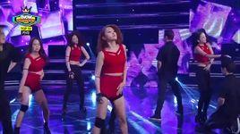 mamma mia (140910 show champion) - kara