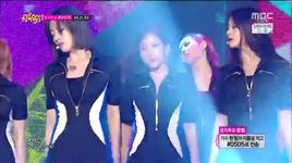 i don't want you & sugar free (140913 music core) - t-ara