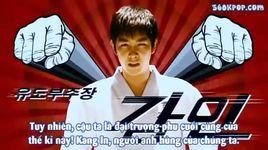 tan cong trai dep 2 - super junior