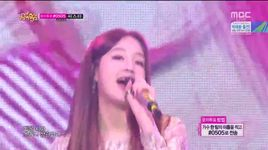 beautiful (140920 music core) - park bo ram