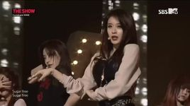 too good to give you away & sugar free (140916 the show) - t-ara