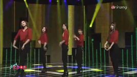 up & down (140919 simply kpop) - exid