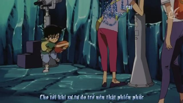 Anata Ga Iru Kara (Detective Conan Movie 4 Theme Song) (Vietsub