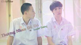 thuong nhau de do (handmade clip) - hamlet truong