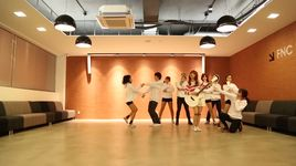 pretty boy (dance practice version) - juniel