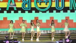 pit a pat (141003 music bank) - laboum
