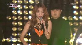 don't touch me (141003 music bank) - ailee
