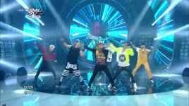 go crazy (140926 music bank) - 2pm