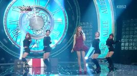 love sick (140926 music bank) - ailee