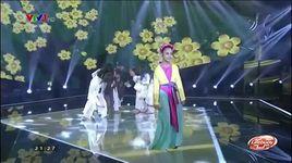 que huong ba mien - tran kayon thien nham (chung ket giong hat viet nhi 2014) - v.a