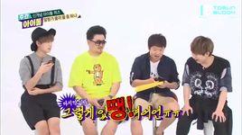 weekly idol (tap 163) (vietsub) - v.a, eun kwang (btob)