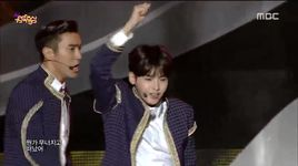 mamacita (141004 music core) - super junior