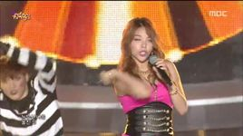 don't touch me (141004 music core) - ailee