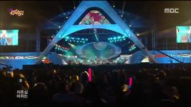 my copycat (141004 music core) - orange caramel