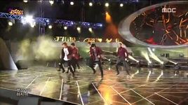 danger (141004 music core) - bts (bangtan boys)