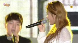 the space between (141004 music core) - urban zakapa, soyou